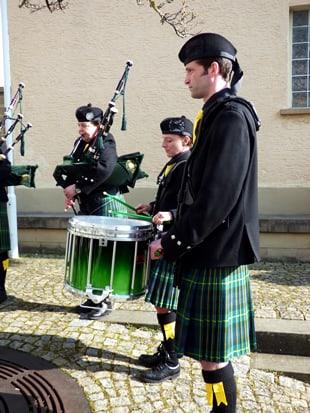 Stadtfest - Stuttgart University Pipe Band